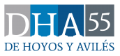 DHA 55 Logos - Original